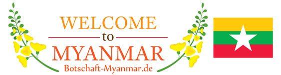 Botschaft: Myanmar ist wunderschön!