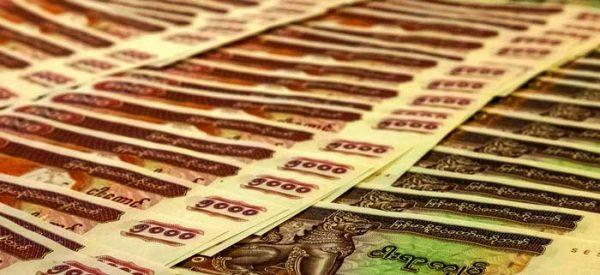 Das Geld in Myanmar: Der kyat