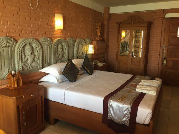 Ein gutes Zimmer kostet schnell 200 US Dollar.