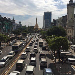 Rangun in Myanmar – Sehenswürdigkeiten von Rangun