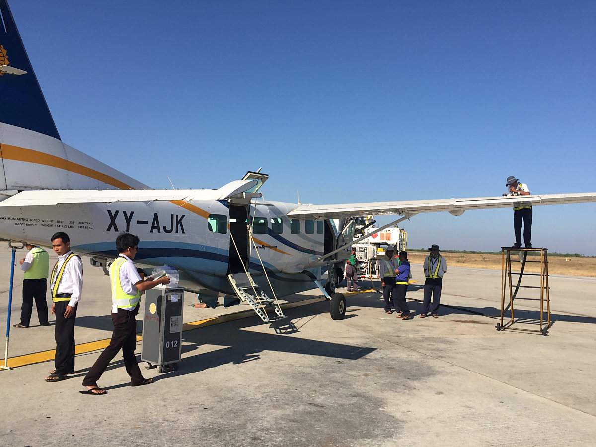 Militärputsch: Alle Flüge nach Myanmar bis 31.Mai eingestellt