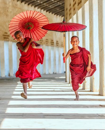 Myanmar!