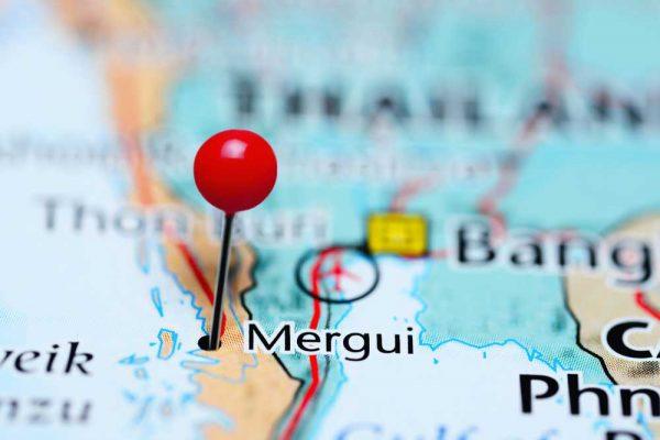 Wo liegt das Mergiu-Archipel?