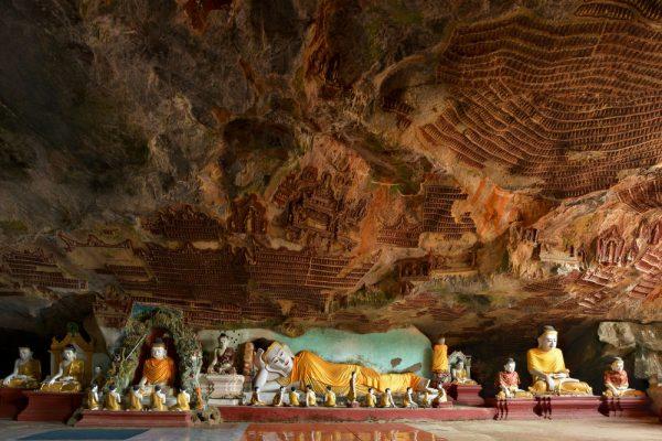 Die Höhlen von Hpa-an