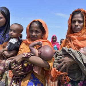 Rohingya in Myanmar & Burma