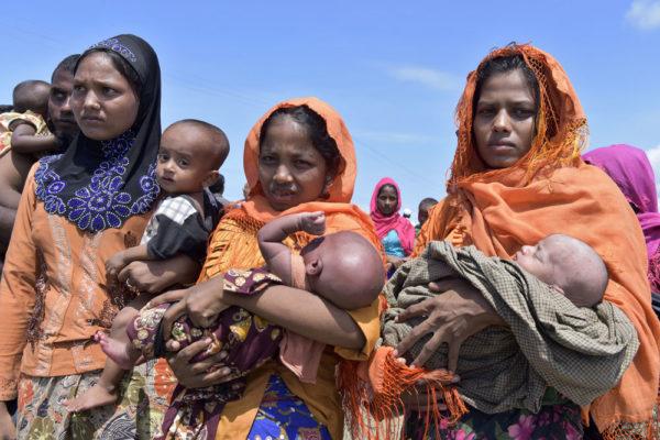 Rohingya Flüchtlinge hoffen auf eine baldige Rückkehr. (Sk Hasan Ali / Shutterstock.com)