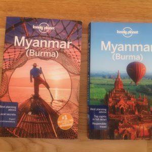 Burma / Myanmar Reiseführer Empfehlung 2021
