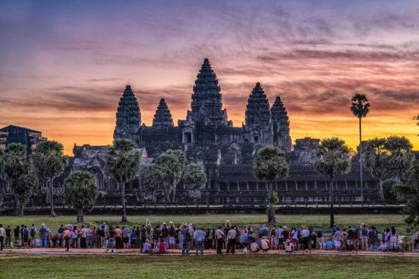 angkorwat in Kambodscha (Shutterstock.com / angkorwat.de)