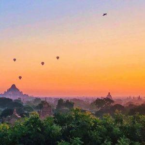Bagan in Myanmar – Sehenswürdigkeiten von Bagan