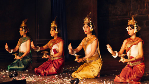 Kambodscha mit einer vielfältigen Kultur (Shutterstock.com)