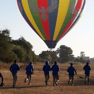stt ballooning in Bagan - neuer Ballonfahrtenabieter in 2019
