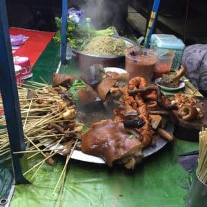 Alles über Essen & Trinken in Myanmar - Die burmesische Küche