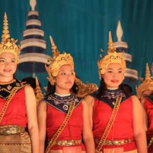 Die Kultur von Laos ist umfassend und vom Buddhismus geprägt.