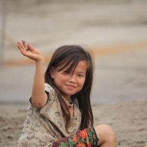 Die Laoten sind bekannt für Ihre Freundlichkeit und Herzlichkeit.