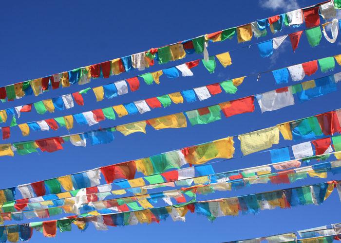 Tibet – autonomer Teil von China.