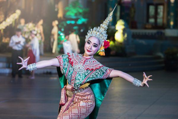 Thailand - auch bekannt für Kultur und Tanz.