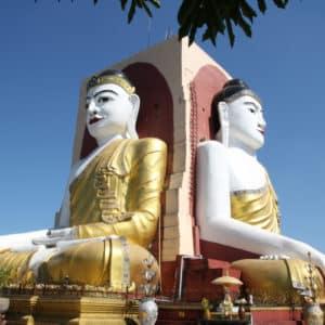Bago in Myanmar – Sehenswürdigkeiten von Bago