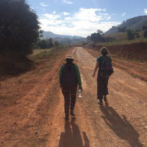 Trekking und Wanderung zum Inle See