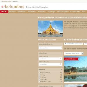 E-Kolumbus Reisen