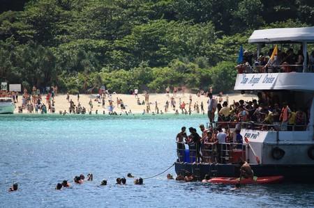 """Es war einmal ein """"Beach"""" in Thailand"""