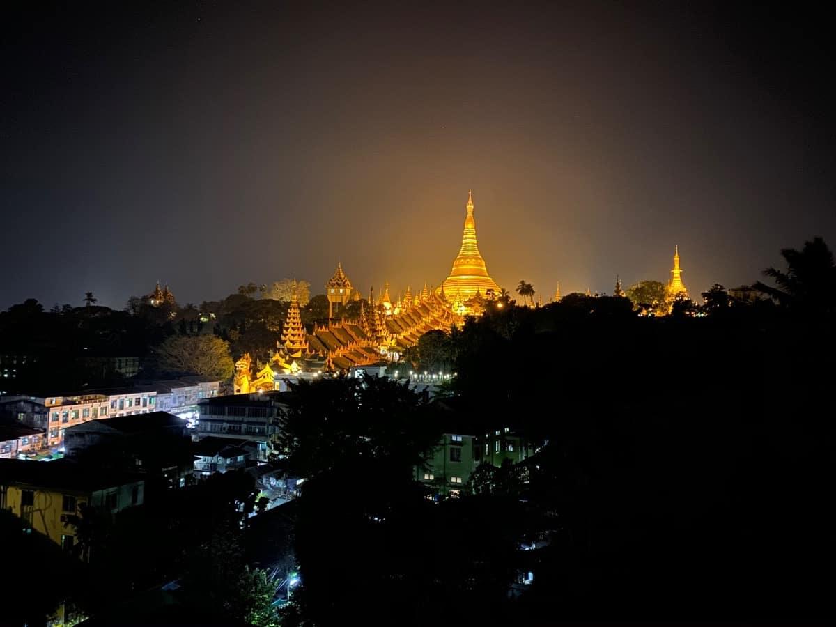 Provinzen & Bundesstaaten in Myanmar