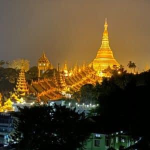 Stupa & Pagode erklärt - die schönsten in Myanmar
