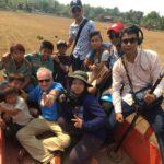 Myanmar Interview mit Detlev Neufert, Regisseur von B.B. und die Schule am Fluß